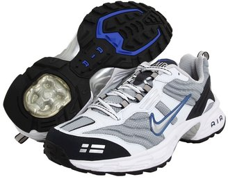 Nike Air Copius (Metallic Silver/Metallic Silver-Varsity Royal-Obsidian) - Footwear