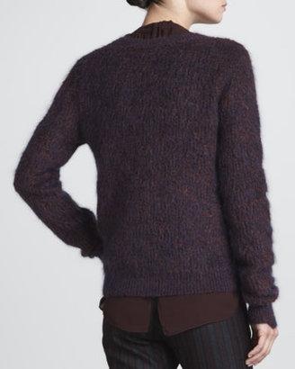 A.L.C. Halls Fuzzy Knit Sweater
