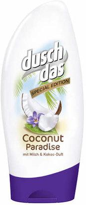 Duschdas Coconut Paradise Shower Gel by 250ml Shower Gel)