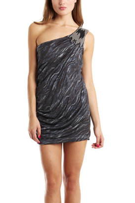 Warehouse Cut 25 One Shoulder Dress