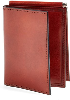 Bosca Old Leather Money Clip Wallet