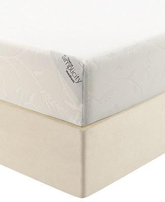 Tempur-Pedic Twin XL Mattress Set, Simplicity Medium Firm