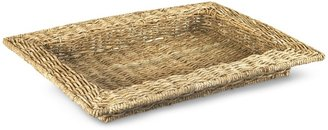 Sangria Woven Sea Grass Large Tray