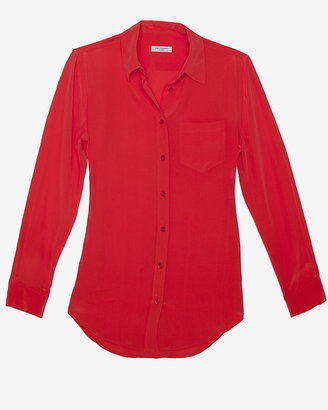 Equipment Reese One Pocket Blouse