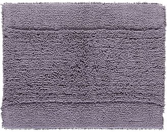 "Crate & Barrel Reversible Wisteria 18""x24"" Bath Rug"