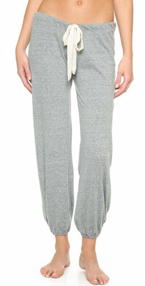 Eberjey Heather Pants $69 thestylecure.com