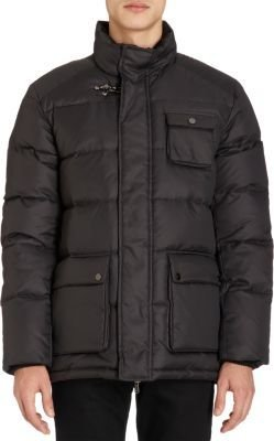 Barneys New York Quilted Jacket