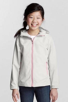 Lands' End Little Girls' Spring Squall Jacket