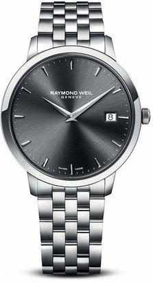 Raymond Weil Toccata Stainless Steel Watch, 42mm