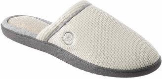 Isotoner Waffle-Knit Clog Slippers