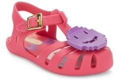 Baby's & Toddler's Tetris Fisherman Sandals $55 thestylecure.com