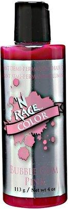 N Rage Demi-Permanent Hair Color Bubble Gum Pink