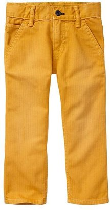 Gap Colored trouser straight fit jeans
