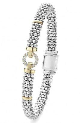 Lagos Enso Diamond Bracelet