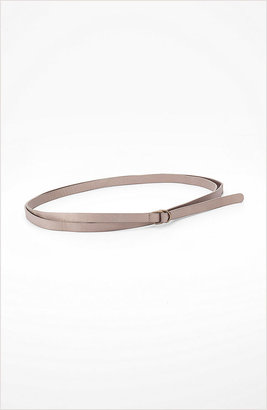 J. Jill Double-wrap D-ring belt