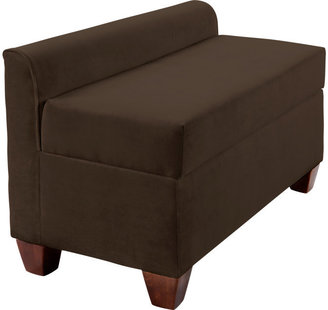 Rooms To Go Baylee Chocolate Bench