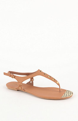Qupid Lenox Stud Sandals