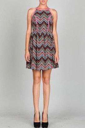 Ark & Co Color Binding Dress