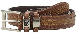 Stacy Adams 127X (Cognac) Men's Belts