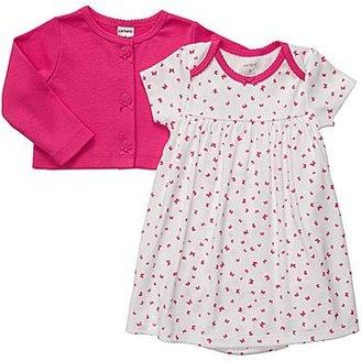 Carter's 2-pc. Butterfly Dress Set - Girls newborn-12m