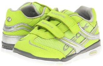 Geox Kids - Baby Runner Boy 3 (Toddler) (Lime) - Footwear