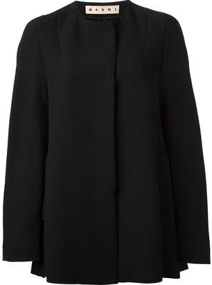 Marni round neck jacket