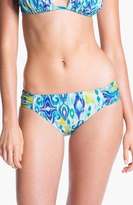 LaBlanca La Blanca 'Shirred Brilliance' Hipster Bikini Bottoms