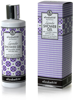 elizabeth W Shower Gel, Lavender 8 fl oz (236 ml)