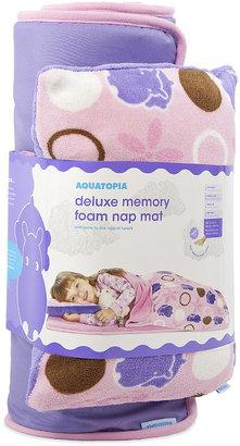 Minds In Sync Inc Aquatopia Deluxe Memory Foam Nap Mat - Pink