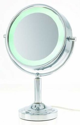 Danielle LED Lighted Two-Sided Makeup Mirror