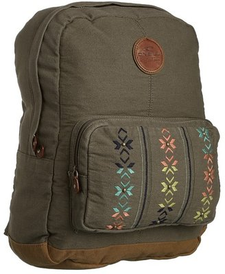 O'Neill Summit Backpack (Olive) - Bags and Luggage