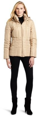 Calvin Klein Women's Basic Short Down Jacket