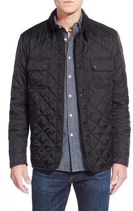 Men's Barbour 'Tinford' Regular Fit Quilted Jacket $179 thestylecure.com
