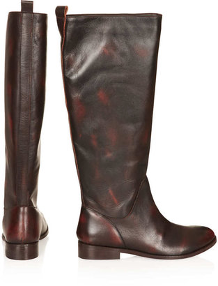 Topshop DANCER Riding Boots