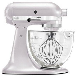 KitchenAid Platinum Collection Stand Mixer - Cafe Latte KSM156