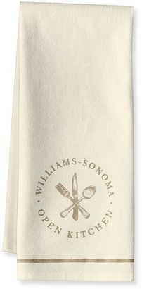 Williams-Sonoma Open Kitchen Logo Towel