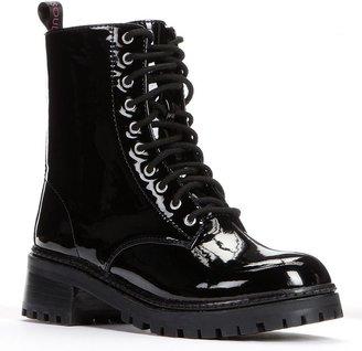 Heartsoul duana combat ankle boots - women