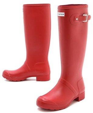 Hunter Boots Packable Tour Rain Boots