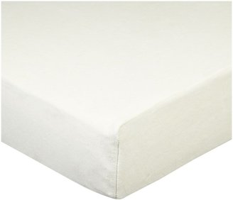 American Baby Company Heavenly Soft Chamois/Chenille Crib Sheet