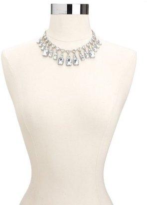 Charlotte Russe Dazzling Diamond Short Necklace