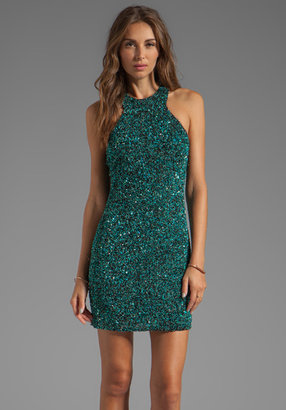 Parker Mariah Sequin Dress