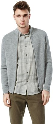 Theory Eston CDZ Cardigan in Eschelon Alpaca Wool Blend