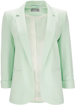 Wallis Mint Green Blazer