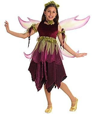 JCPenney Asstd National Brand Sugar Plum Fairy Girls Costume