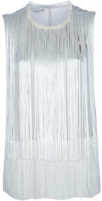 Stella McCartney 'Columbia' fringe top