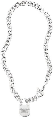 """16"""" Sterling Charm Necklace $1,250 thestylecure.com"""