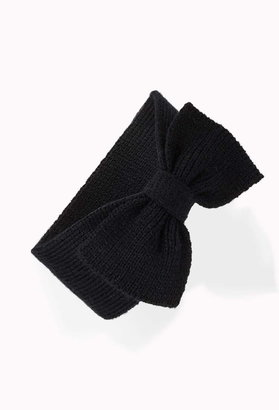 Forever 21 Cozy Bow Headwrap