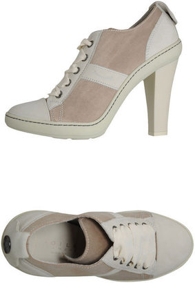 Voile Blanche Lace-up shoes