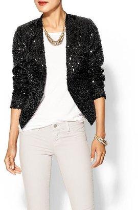 Rachel Zoe Ark & Co. Sequin Jacket