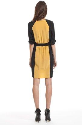 Tracy Reese 2-tone Dress